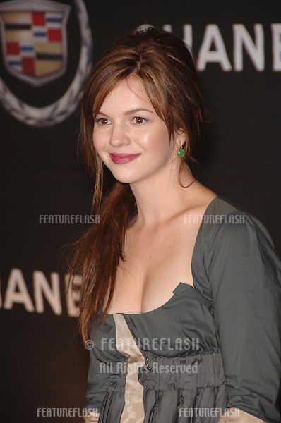 Actress AMBER TAMBLYN at the 13th Annual Premiere Magazine Women in Hollywood gala at the Beverly Hills Hotel..September 20, 2006  Los Angeles, CA.© 2006 Paul Smith / Featureflash