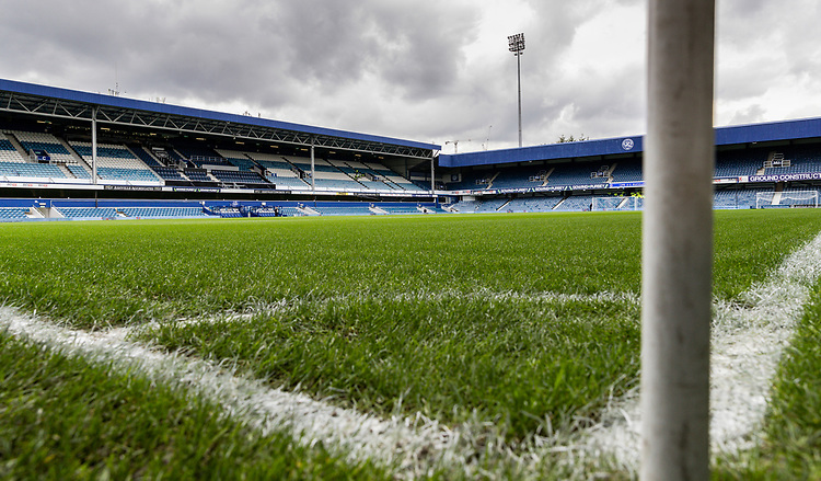 A general view of the Loftus Road stadium <br /> <br /> Photographer Andrew Kearns/CameraSport<br /> <br /> The EFL Sky Bet Championship - Queens Park Rangers v Blackburn Rovers - Saturday 5th October 2019 - Loftus Road - London<br /> <br /> World Copyright © 2019 CameraSport. All rights reserved. 43 Linden Ave. Countesthorpe. Leicester. England. LE8 5PG - Tel: +44 (0) 116 277 4147 - admin@camerasport.com - www.camerasport.com