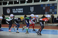 SPEED SKATING: SALT LAKE CITY: Nov. 2015, Utah Olympic Oval, ISU World Cup,  ©foto Martin de Jong
