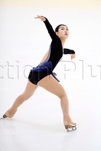 11.09.2016. Ice Lab, Bergamo, Italy.  Kanako Murakami (JPN),<br /> ISU Lombardia Trophy 2016 Women's Free Skating at Ice Lab in Bergamo, Italy