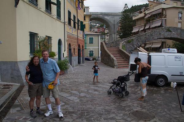 Bogliasco, Europe 2011, Italy,