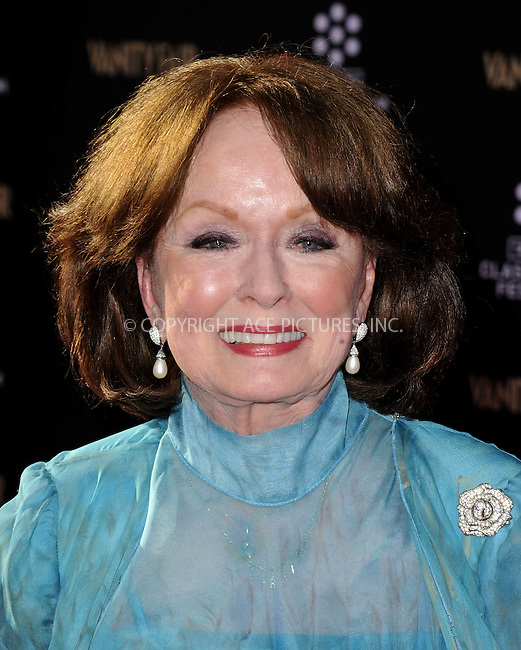 WWW.ACEPIXS.COM......April 25, 2013, Los Angeles, CA.....Ann Blyth arriving at the 2013 TCM Classic Film Festival Opening Night Gala screening of 'Funny Girl' at the TCL Chinese Theatre on April 25, 2013 in Hollywood, CA.............By Line: Peter West/ACE Pictures....ACE Pictures, Inc..Tel: 646 769 0430..Email: info@acepixs.com