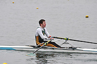 080 WindsorBoysSch J17A.1x..Marlow Regatta Committee Thames Valley Trial Head. 1900m at Dorney Lake/Eton College Rowing Centre, Dorney, Buckinghamshire. Sunday 29 January 2012. Run over three divisions.