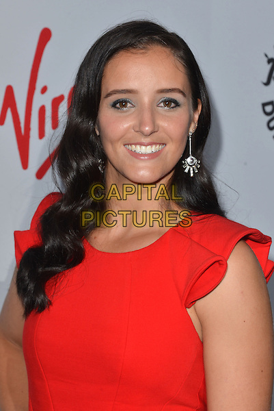 Laura Robson<br /> attending the WTA Pre-Wimbledon Party at  The Roof Gardens, Kensington, London England 25th June 2015.<br /> CAP/PL<br /> &copy;Phil Loftus/Capital Pictures