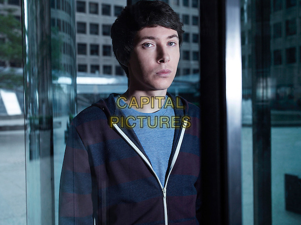 RYAN CARTWRIGHT.in Alphas (series 2).*Filmstill - Editorial Use Only*.CAP/NFS.Supplied by Capital Pictures.