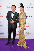 Lee Ryan at the Caudwell Children Butterfly Ball at the Grosvenor House Hotel in London, UK.<br /> 25th May 2017.<br /> Picture: Steve Vas/Featureflash/SilverHub 0208 004 5359 sales@silverhubmedia.com