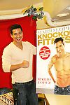 Actor Mario Lopez (Bold and the Beautiful) and Dancing with the Stars and A Chorus Line has a new book out called Mario Lopez's Knockout Fitness - The Six-Week Plan for Sculpting Your BEST BODY EVER on May 13, 2008 at BookEnds in Ridgewood, New Jersey. (Photo by Sue Coflin/Max Photos)