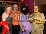 Linda, John, Rosaleen and Michelle Kiernan at the Oscars fancy dress party in Watters of Collonin aid of the Gary Kelly Cancer Support Centre.  Photo:Colin Bell/pressphotos.ie