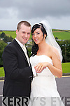 Siobhain Curtin, Listowel, Daughter of Mossy and Nora Curtin and Kevin Hennessy, Abbydorney, were married at the Church of Our Lady of the Assumption Rathea by Fr. Moore on Thursday 21st August 2014 with a reception at Ballyroe Heights Hotel