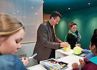 Februari 11, 2015, Netherlands, Rotterdam, Ahoy, ABN AMRO World Tennis Tournament, Richard Krajicek (NED)<br /> Photo: Tennisimages/Henk Koster