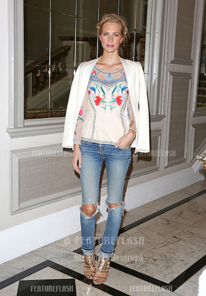Poppy Delevigne arriving at the Temperley catwalk show as part of London Fashion Week SS13, New Connaught Rooms, Covent Garden, London. 16/09/2012 Picture by: Henry Harris / Featureflash