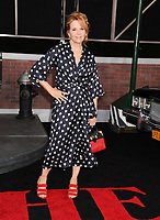 """HOLLYWOOD, CA - OCTOBER 24: Lea Thompson attends the premiere of Netflix's """"The Irishman"""" at TCL Chinese Theatre on October 24, 2019 in Hollywood, California.<br /> CAP/ROT/TM<br /> ©TM/ROT/Capital Pictures"""