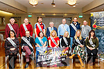 The first ever Mr&Mrs Strictly Come Dancing event takes place in the Ballyroe Heights hotel, Tralee on February 8th, 2020 organised by Tralee Musical Society, and they launched the event in the hotel, on Dec 18th, 2019, the couples are L-R Aileen&Paul O'Riardan, Jill&JJ Coffey, Ann&Declan Smith, Maureen&Derry Fleming, Emer&Ken Tobin, Milessa&Martin Nix with Susan&Eugene Farrelly.