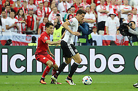 Mario Gomez (D) - EM 2016: Deutschland vs. Polen, Gruppe C, 2. Spieltag, Stade de France, Saint Denis, Paris