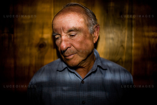 """Yvon Chouinard, founder of Patagonia, at his Jackson, Wyoming home.  Chouinard, an avid climber and outdoorsman, describes himself as a natural innovator and a reluctant businessman.  Patagonia's """"slow business"""" model is unique in that it encourages responsible growth and has a built in 'tithe' system that returns 1% of its net sales to environmental causes.  The company also pays employees to work full-time on environmental issues."""