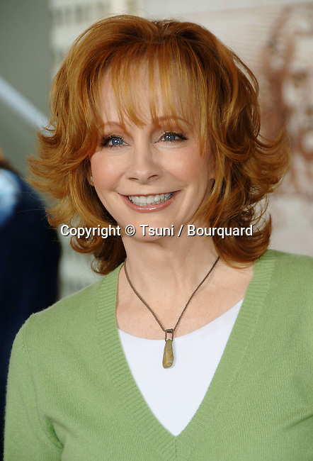 Reba McEntire  arriving at the CHARLOTTE'S WEB Premiere at the Arclight  Theatre In Los Angeles.<br /> <br /> headshot<br /> smile