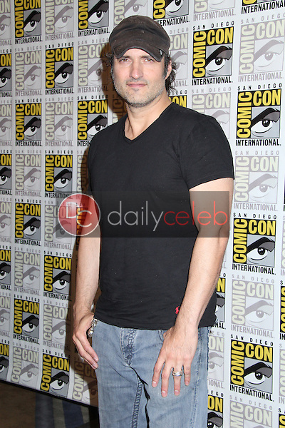 """Robert Rodriguez<br /> at the """"Sin City: A Dame To Kill For"""" Comic Con Red Carpet, Hilton San Diego Bayfront, San Diego, CA 07-26-14<br /> David Edwards/Dailyceleb.com 818-249-4998"""