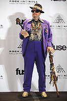 ***FILE PHOTO*** Dr. John Has Passed Away at the age of 77.<br /> Dr. John at the 26th annual Rock and Roll Hall of Fame Induction Ceremony at The Waldorf=Astoria  in New York City. March 14, 2011. <br /> CAP/MPI<br /> ©MPI/Capital Pictures