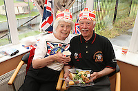 Mansfield Colliery Welfare Jubilee Party won in a competition run by Iceland by Walter Pichford