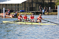 Race: 7  Event: Championship 4-<br /> Crew: 136  Club: Aviron Grenoblois (FRA) (B)<br /> <br /> Henley Women's Regatta 2018<br /> Friday<br /> <br /> To purchase this photo, or to see pricing information for Prints and Downloads, click the blue 'Add to Cart' button at the top-right of the page.