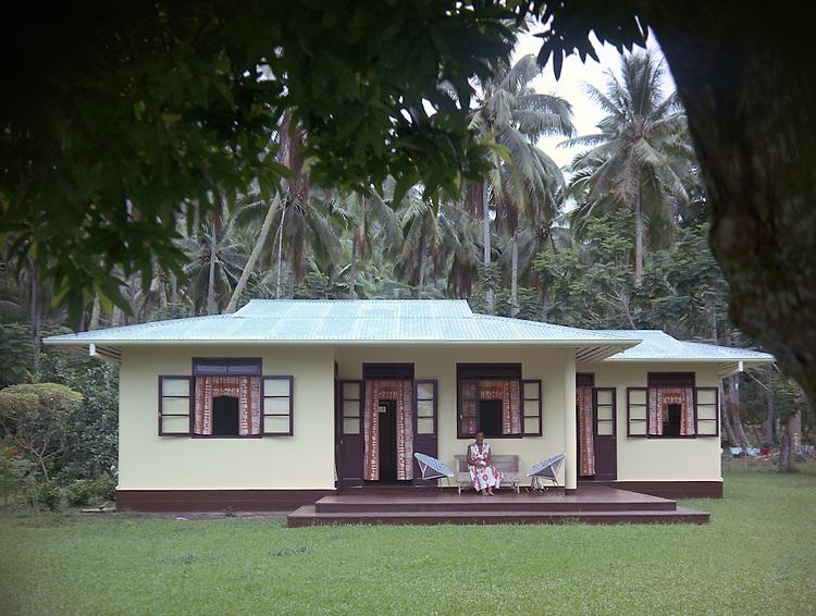 Tahiti House 13 - 1963
