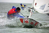 Spa Regatta 2003 - Laser