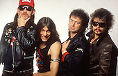 1987: MOTORHEAD - Photosession in London