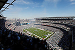 A general view of Lincoln Financial Field during the NFL game between the New Orleans Saints and the Philadelphia Eagles on September 20th 2009. The Saints won 48-22 at Lincoln Financial Field in Philadelphia, Pennsylvania. (Photo by Brian Garfinkel)