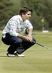 ARNHEM - Rick Huiskamp.   Voorjaarswedstrijden Golf heren op de Rosendaelsche Golfclub COPYRIGHT KOEN SUYK