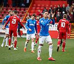 03.03.2019 Aberdeen v Rangers: James Tavernier