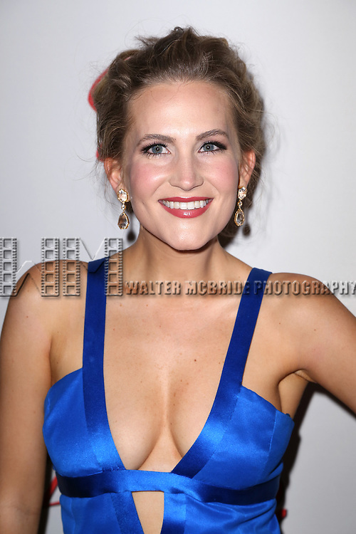 Lora Lee Gayer attends the Broadway Opening Night After Party for 'Doctor Zhivago' at Rockefeller Center on April 21, 2015 in New York City.