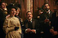 Dominic West &amp; Ray Panthaki.<br /> Colette (2018)<br /> *Filmstill - Editorial Use Only*<br /> CAP/RFS<br /> Image supplied by Capital Pictures