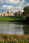 Blenheim Palace, Woodstock, Oxfordshire, UK. 16 September 2010. Photograph copyright Graham Harrison.