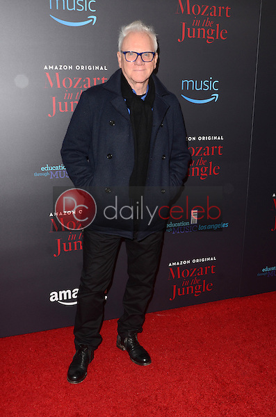 """Malcolm McDowell<br /> at the """"Mozart In The Jungle"""" Special Screening and Concert, The Grove, Los Angeles, CA 12-01-16<br /> David Edwards/DailyCeleb.com 818-249-4998"""