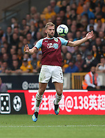 Burnley's Charlie Taylor<br /> <br /> Photographer Rachel Holborn/CameraSport<br /> <br /> The Premier League - Wolverhampton Wanderers v Burnley - Sunday 16th September 2018 - Molineux - Wolverhampton<br /> <br /> World Copyright &copy; 2018 CameraSport. All rights reserved. 43 Linden Ave. Countesthorpe. Leicester. England. LE8 5PG - Tel: +44 (0) 116 277 4147 - admin@camerasport.com - www.camerasport.com