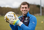 Cammy Bell with the Petrofac Cup Final matchball