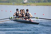 Race: 85  Event: W Schools 4+  Heat A<br /> <br /> Wallingford Regatta 2018<br /> <br /> To purchase this photo, or to see pricing information for Prints and Downloads, click the blue 'Add to Cart' button at the top-right of the page.