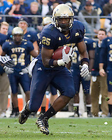 October 25, 2008: Pitt running back LeSean McCoy. The Rutgers Scarlet Knights defeated the Pitt Panthers 54-34 on October 25, 2008 at Heinz Field, Pittsburgh, Pennsylvania.
