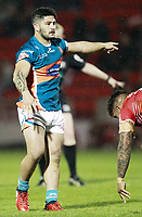 Picture by Chris Mangnall/SWpix.com - 12/05/2017 - Rugby League - Ladbrokes Challenge Cup - Salford Red Devils v Hull KR - AJ Bell Stadium, Salford, England <br />