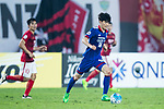 Suwon Midfielder Lee Jong Sung in action during the AFC Champions League 2017 Group G match between Guangzhou Evergrande FC (CHN) vs Suwon Samsung Bluewings (KOR) at the Tianhe Stadium on 09 May 2017 in Guangzhou, China. Photo by Yu Chun Christopher Wong / Power Sport Images