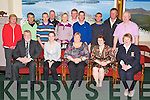 Pat O'Leary, Johanna Wagishauser, Marie Lenihan, Laura Furlong and Maua Fitzgerald pictured with Margaret O'Connor, Tadgh Gallivan, Mike Furlong, John Looney, Sheila O'Connor, Michael Howard, Mairtin Driver, Mark Hannon, Brendan Cronin and Jimmy Kelly who were some of the winners in the annual Kerry Parents and Friends golf classic in Killarney Golf and Fishing club on Friday.....................................................