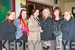 Fitness Fashion Show: Pictured at the Firness Fashion Show held at the Listowel Community Centre on Saturday night last were Maeve Sandison, Marie Buckley, Eveleen O'Connell, Shelia O'Connell, Pauline Lynch & Anne Egan.