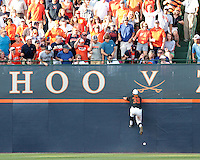Virginia hosts Maryland in game 3 of the super regionals June 8, 2014 in Charlottesville, VA. Photo/Andrew Shurtleff