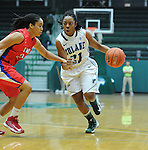SMU defeats Tulane, 62-56, in Women's Basketball at Devlin Fieldhouse.
