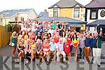CELEBRATION: On Sunday evening at McElligotts Bar, Ardfert The Ardfert football team and hurlers family and friends put on a 30th birthday Bar-B-Que for Cinán Ferris Ardfert. (Cinán seated centre).