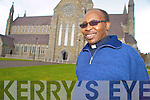 Kenyan priest Fr Muraya Moses, is the first African priest to work long term in the Killarney parish...
