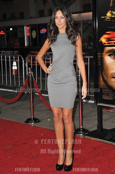 "Terri Seymour at the world premiere of ""Unstoppable"" at the Regency Village Theatre, Westwood..October 26, 2010  Los Angeles, CA.Picture: Paul Smith / Featureflash"