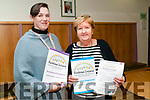Rainbow Ireland: Pictured to announce the upcoming course on family relationships at the Listowel family resource centre 0n the 20th March next were Toni Clarke, Family Support LFRC & Pat Lyons, Deputy Children's Learder.