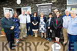 The Sugrue family at the Dedication Ceremony of the Marina Buildings to the Late Jim Sugrue a founding member of ACARD, pictured l-r; Dan O'Connell, Debbie Lange(Sugrue), Mike Sugrue, Maurycy Lange, Elma Sugrue, Iris Sugrue, Daniel Sugrue, Mike Sugrue, Elisabeth Sugrue, Pat Sugrue & Eileen O'Connell.