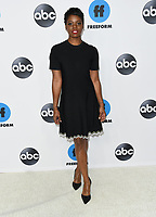 05 February 2019 - Pasadena, California - Afton Williamson. Disney ABC Television TCA Winter Press Tour 2019 held at The Langham Huntington Hotel. <br /> CAP/ADM/BT<br /> &copy;BT/ADM/Capital Pictures